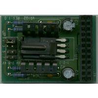 Редкий модуль отдельного стабилизатора напряжения (voltage regulator, VRM) VR-102 для некоторых старых плат AT-486 (в коллекцию).