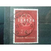 Бельгия 1959 Европа