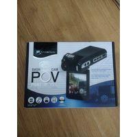 """Видеорегистратор MobileSpec Dash Cam 2.5"""" LCD Screen 4X Digital Zoom G sensor"""