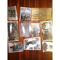 Фотографии военных (10 штук)