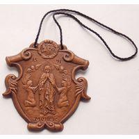 Керамическая медаль с гербом Менска