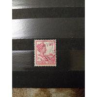 1914 Голландская колония Ост-Индия королева (4-7)