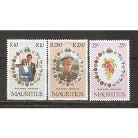 КГ Мавритания 1981 Королевская династия