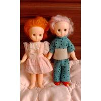 Небольшие куколки ссср