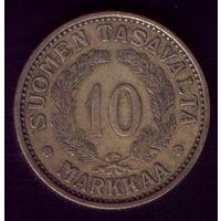 10 Марок 1932 год Финляндия