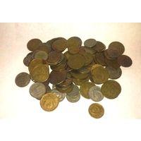 СССР: разменная монета до 1961 года, 86 штук