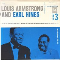 Louis Armstrong And Earl Hines - The Louis Armstrong Story - Vol. 3 - LP - 1956