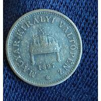 1 геллер 1897  Австро-Венгрия