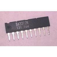 BA3312N. Предварительный усилитель записи и воспроизведения с АРУ. Стерео. BA3312