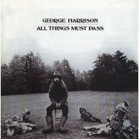 GEORGE HARRISON - ALL THINGS MUST PASS (1970) (2CD)