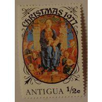 Антигуа.1977.Рождество