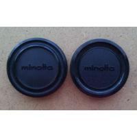 Крышки-заглушки для ф/а Minolta.