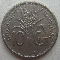 Французский Индокитай 10 сантимов 1941 г.