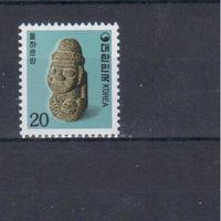 [725] Южная Корея 1988.Культура Азии.Идол.