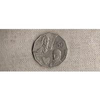 Австралия 50 центов 1998/(Sp)