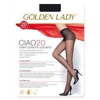 КОЛГОТКИ GOLDEN LADY CIAO 20 размеры 2-S, 3-М, 4-L