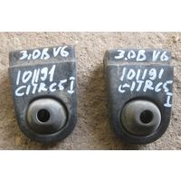 101191 Citroen C5 01-04 Подушка радиатора верхняя 9628677880