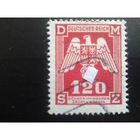 Рейх протекторат 1943  герб Богемии и Моравии