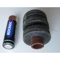 Дроссель c проводом ПЭЛО, ПЭЛШО, ПЭПЛО, ПЭТЛО (медь в шёлковой изоляции) 0,14 мм