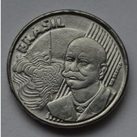 Бразилия 50 сентаво, 2002 г.