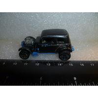 Модель авто 32`FORD Vicky. 1968.Mattel-HotWheels. масштаб 1:59-60.