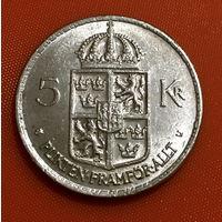 105-14 Швеция, 5 крон 1972 г.