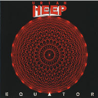 Uriah Heep - Equator (1985, Audio CD)
