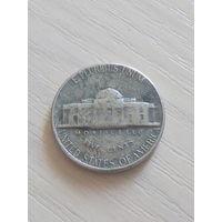 США 5 центов 1970г./Р/