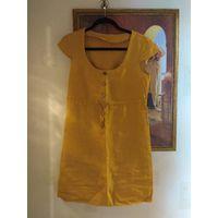 Платье Лен 44-46