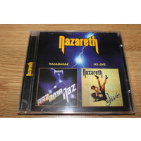 Nazareth - Razamanaz / No Jive - CD