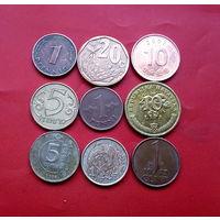 9 монеток - 9 стран. #57 Старт с 10 копеек