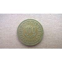 Тунис 100 миллимов, 1996г. (D-8)