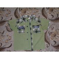 Рубашка рост 86-92