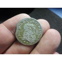 6 Грошей 1682 г. HS Пруссия Фридрих Вильгельм (2)