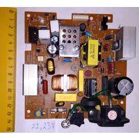 Блок питания 22 и 23 В. JC44-00102A. От принтера.