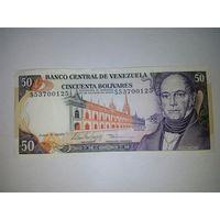 Венесуэла 50 боливар