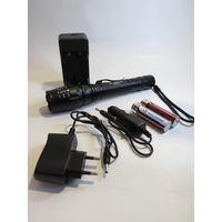 Тактический LED Светодиодный фонарь MX-8668-T6! Новый!