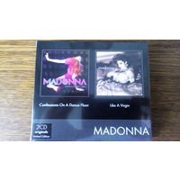 Madonna.Like a Virgin.Confessions on a Dance Floor