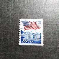 Марка США 1985 год Стандартный выпуск