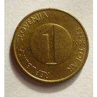 Словения. 1 толлар 1995г.