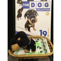 The dog collection (коллекционный щенок с журналом 19-й выпуск)