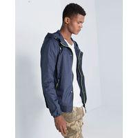 Куртка- ветровка мужская,  испанской фирмы Bershka , ( привезена из Испании) , размер М , ( 48 ) новая