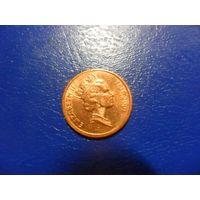 Фиджи 1 цент 2001 г.
