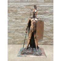 Статуэтка медный рыцарь