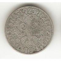 20 грошей (1923) Генерал-Губернаторство