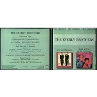 The Everly Brothers - It's Everly Time '60 & Both Sides Of An Evening '61