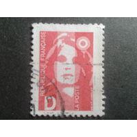 Франция 1991 стандарт Д