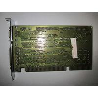 Мультикарта ISA контроллер дисков и портов