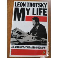 Моя жизнь.  Попытка автобиографии./ Л. Троцкий. (На английском языке).