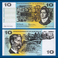 [КОПИЯ] Австралия 10 долларов 1966г.